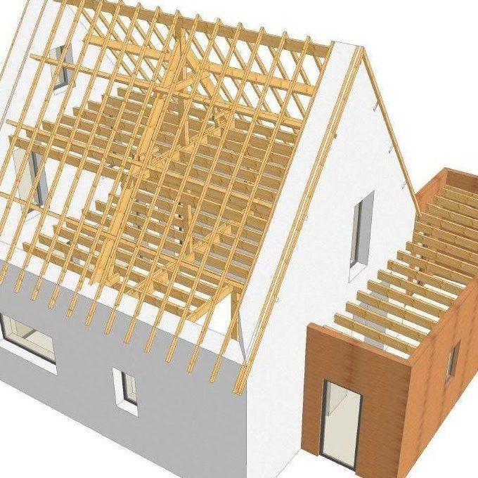 Bureau d'étude construction bois et paille